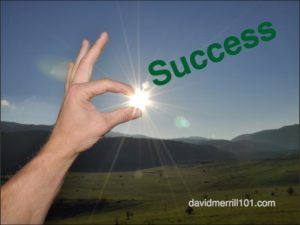 Success Is A Self Fulfilling Prophecy