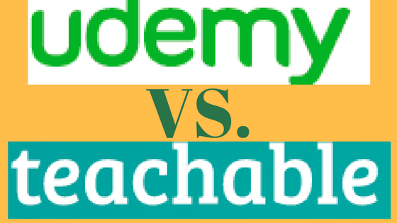 Udemy vs Teachable | Profit From Your Online Course